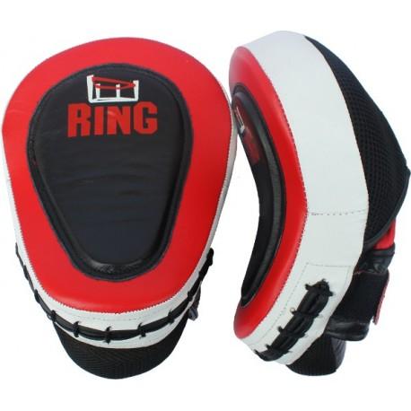 Łapa trenera skóra Ring Gel