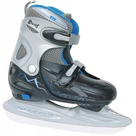 Łyżwy hokejowe regulowane Signa SH 301A