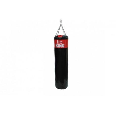 Worek bokserski treningowy 90x30 cm 15 kg Ring