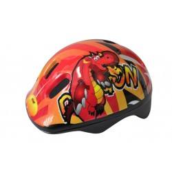 Kask rowerowy Axer Happy Dragon