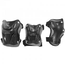 Ochraniacze na nadgarstki, łokcie i kolana zestaw Nils Extreme H508