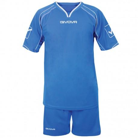 Koszulka i spodenki piłkarskie Givova Kit Capo