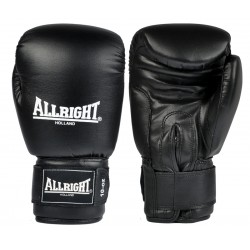 Rękawice bokserskie skóra syntetyczna Allright