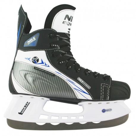 Łyżwy hokejowe NH221S Nils