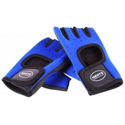 Rękawiczki kulturystyczne na siłownię Hertz