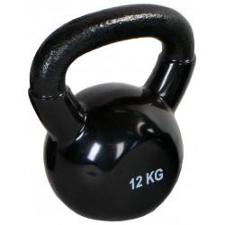 Kettlebell 12 kg żeliwna Hertz