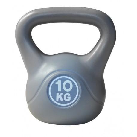 Kettlebell 10 kg Axerfit cementowe