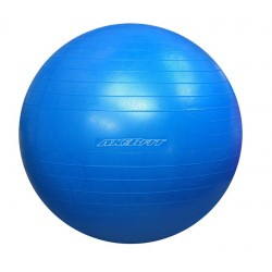 Piłka gimnastyczna 75 cm Anti-burst Axer