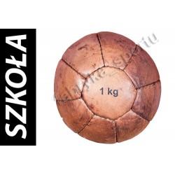 Piłka lekarska skóra vinex 2 kg