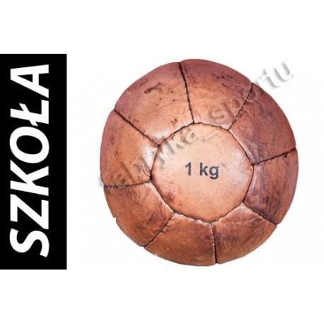 Piłka lekarska skóra vinex 1 kg