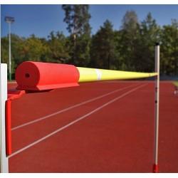 Poprzeczka do skoku wzwyż, włókno szklane, Certyfikat IAAF