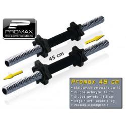 Gryfy Krótkie 45cm 2 szt Promax