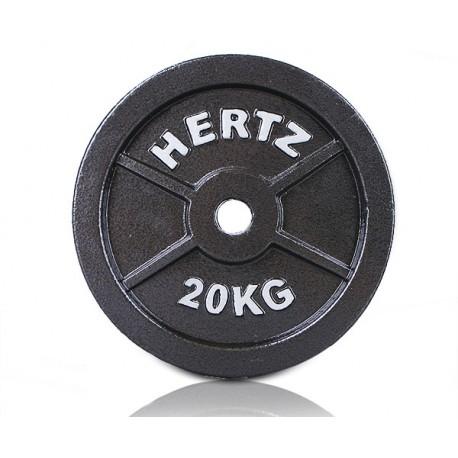 Obciążenia HERTZ OLIMPIC 20 kg