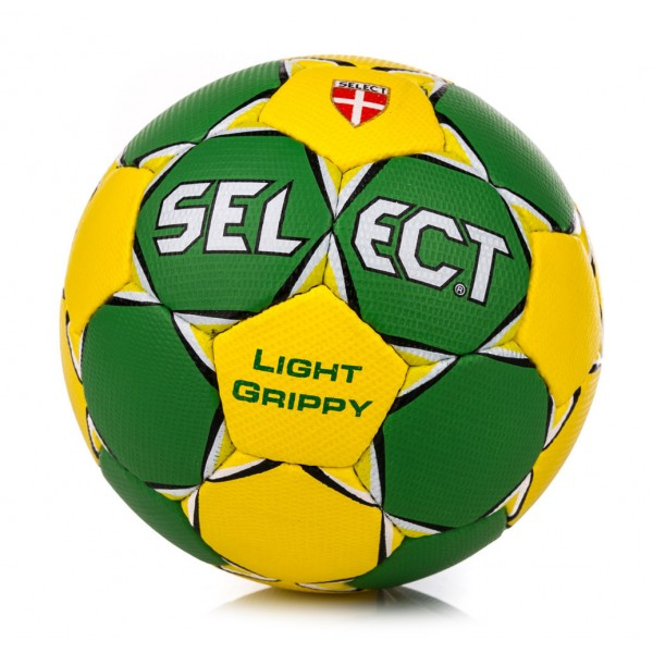 Piłka ręczna Select Light Grippy rozmiar 0