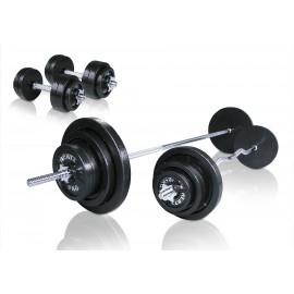 Zestaw OLIMPIC 77 kg
