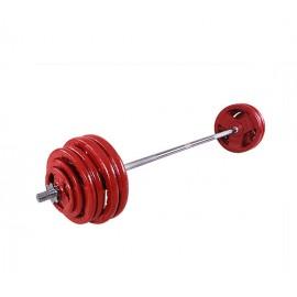 Zestaw EXCLUSIVE 120 kg