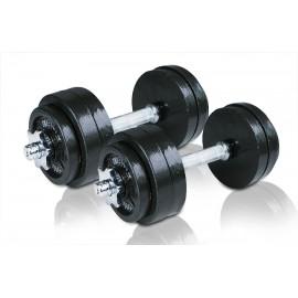 Hantle 30 kg, 2 x 15 kg Hertz Olimpic