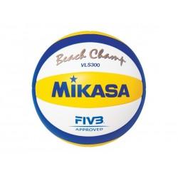 Piłka do siatkówki plażowej Mikasa VLS300 Beach Champ