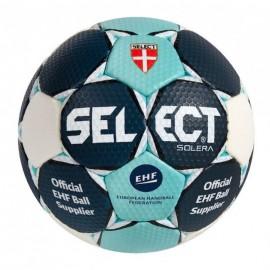 Select Solera 2016 Piłka Ręczna Niebieska