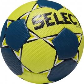 Piłka ręczna Select Sirius żółto/granatowa