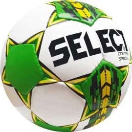 Piłka nożna Select Contra Special biało/zielona