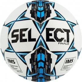 Piłka nożna Select Finale biało/niebieska