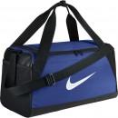 Niebieska torba sportowa Nike Brasilia