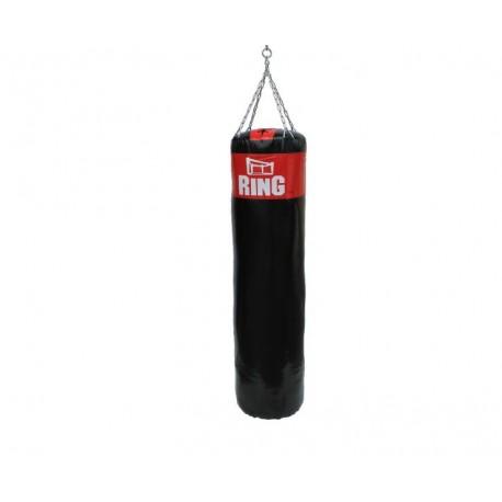 Worek bokserski treningowy 100 x 35 cm 20 kg Ring Super