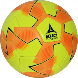 Piłka nożna Classic 5 Select (pomarańczowo-żółta)