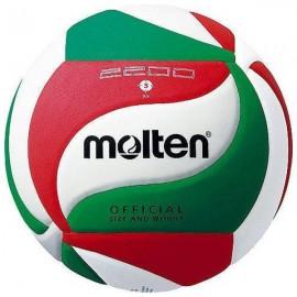Piłka siatkowa Molten Soft V5-M2200