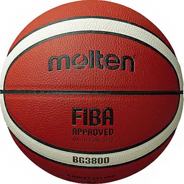 Piłka koszykowa Molten B6G3800 FIBA