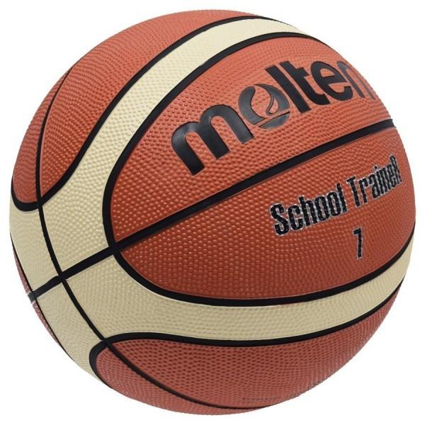 BG7ST Piłka do koszykówki Molten School Trainer