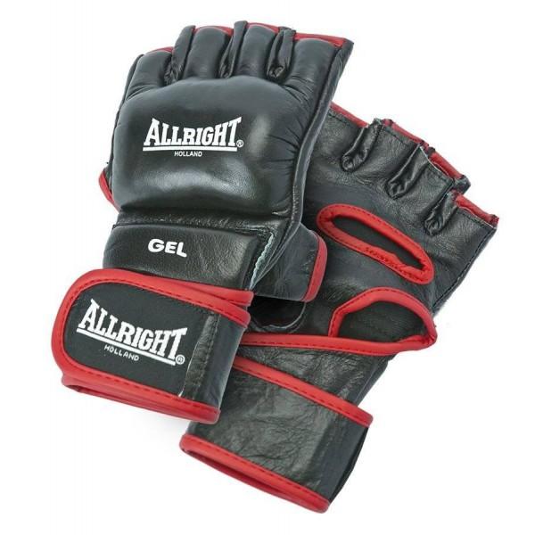 Rękawice MMA Pro PU allright czarny r. XL