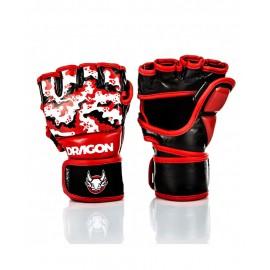 Rękawice X-MMA Grapping Mr.Dragon roz.M