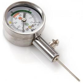 Ciśnieniomierz okrągły - manometr