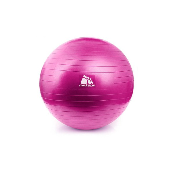 Piłka fitness Meteor z pompką