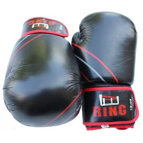 Rękawice bokserskie skórzane 8 - 10 oz Ring Profi