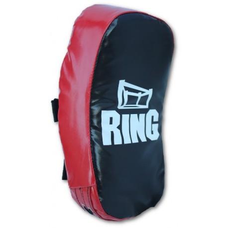 Tarcza treningowa tajska 40x20x10 cm profilowana Ring