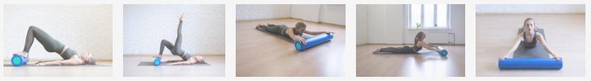 5 ćwiczeń pilates