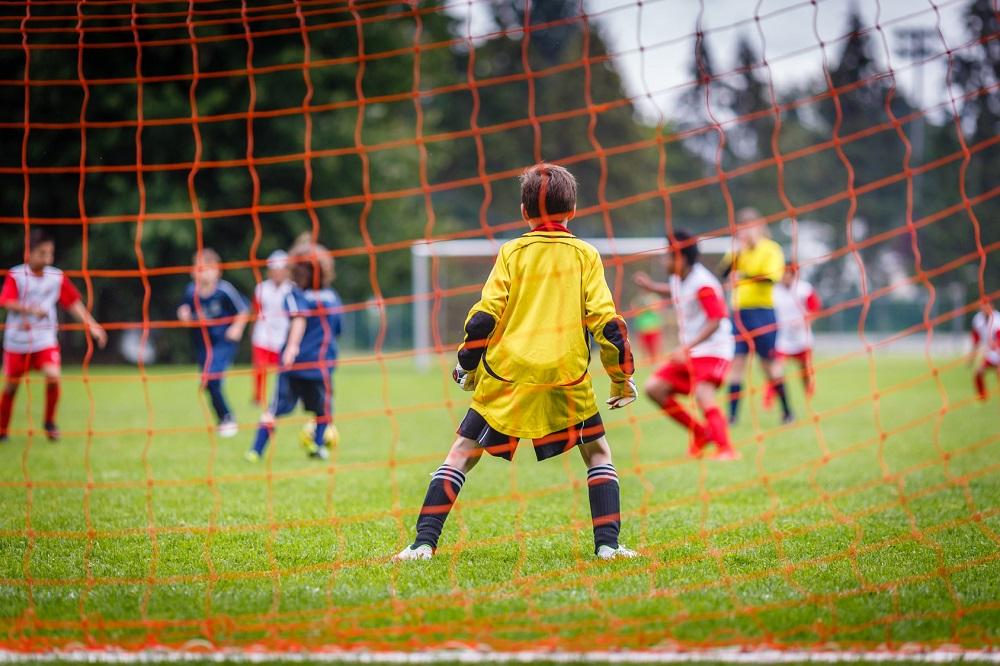 Sprzęt piłkarski dla dzieci