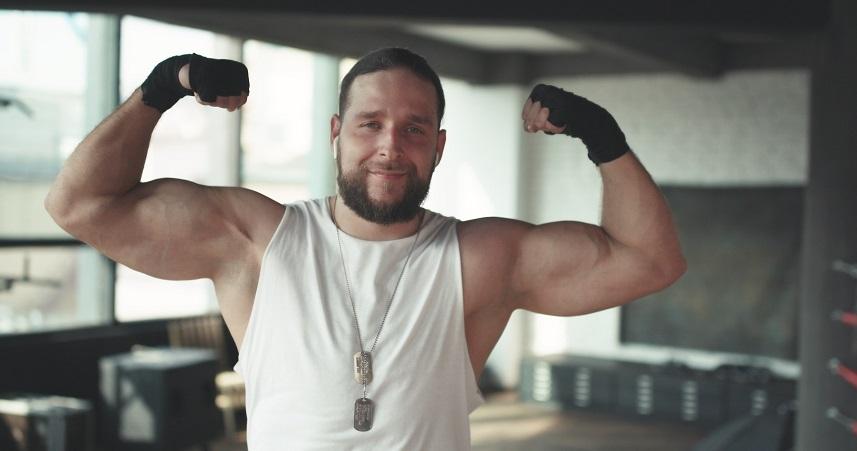 biceps komandosa