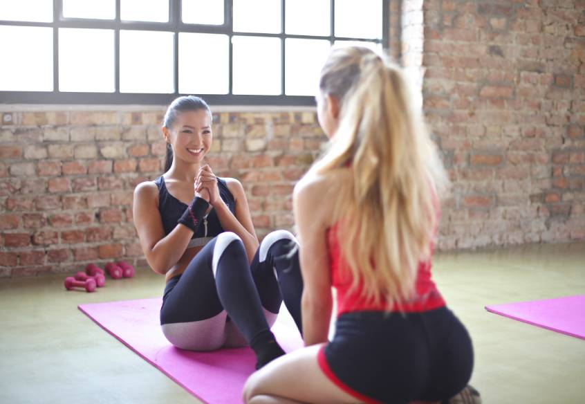 trening ABS na mięśnie brzucha