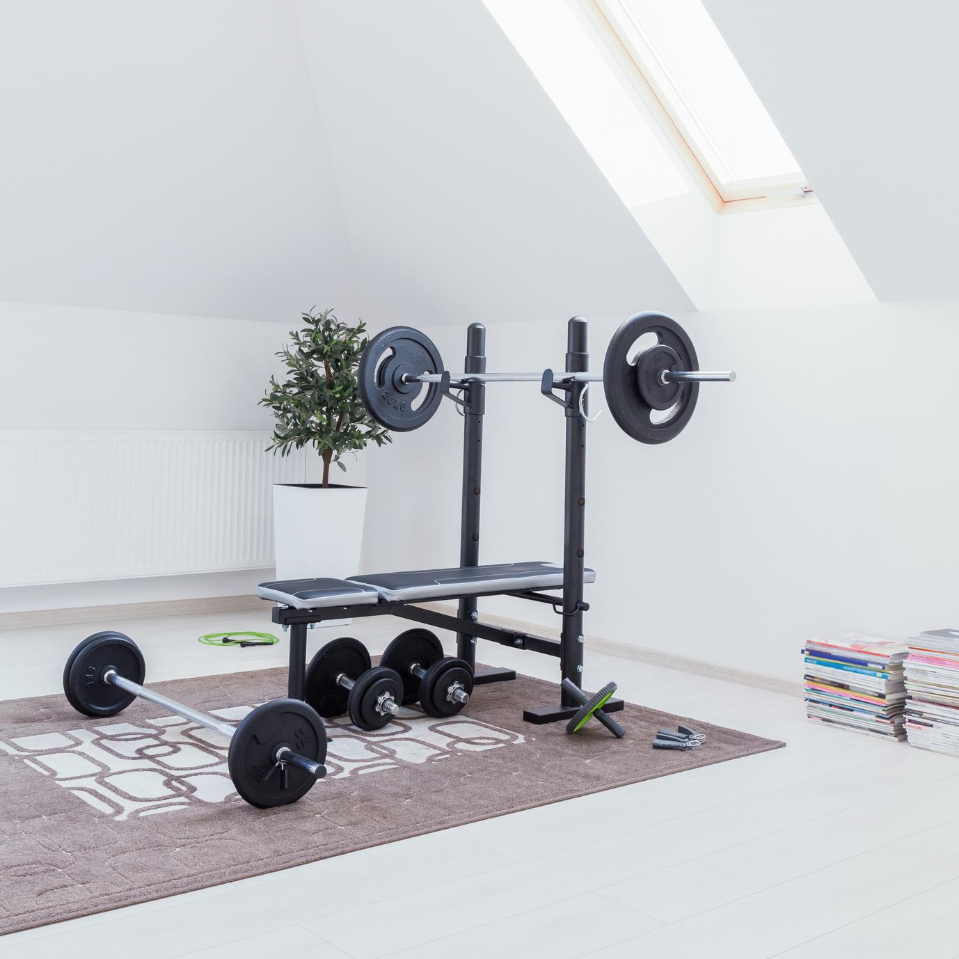 Domowa siłownia