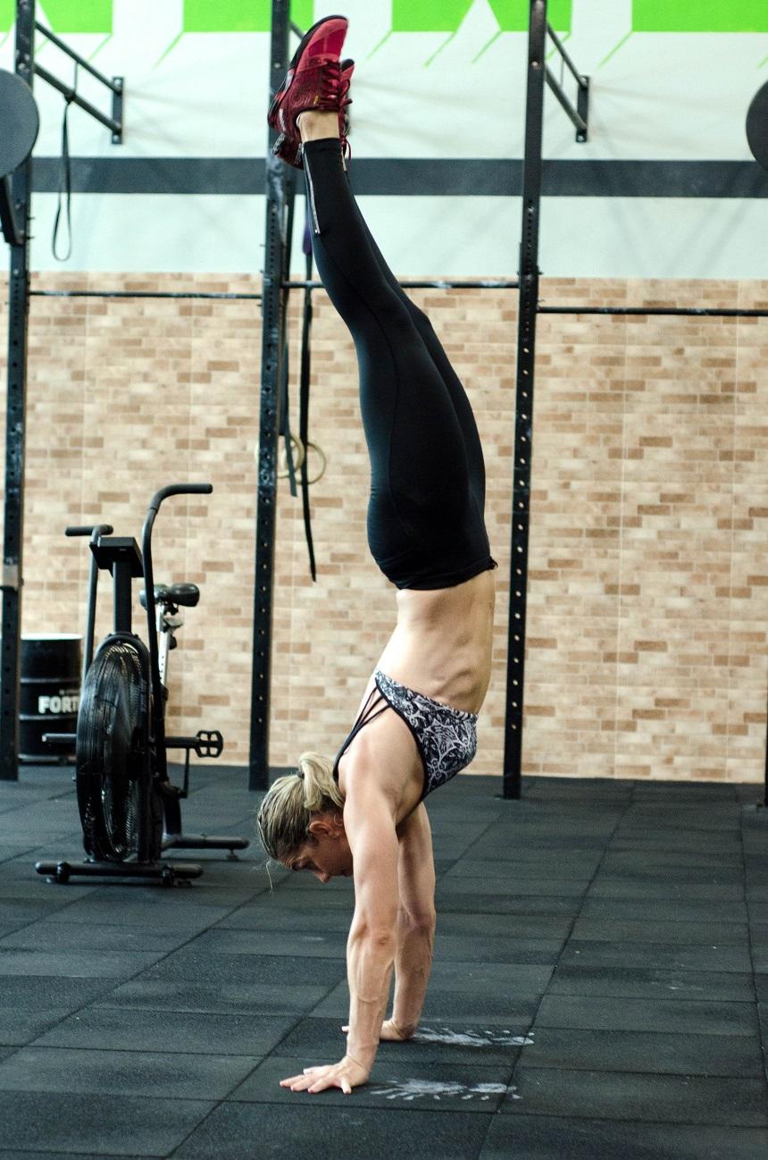 Koordynacja ruchowa na sali fitness