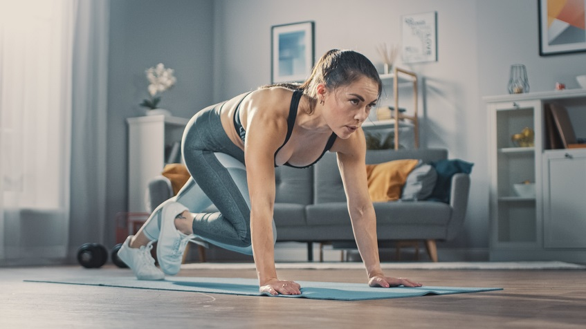 Jak szybko schudnąć z ud - 5 sprawdzonych sposobów