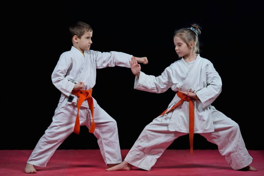 karate kimono dzieci