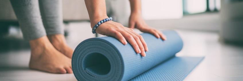 Mata do ćwiczeń jogi