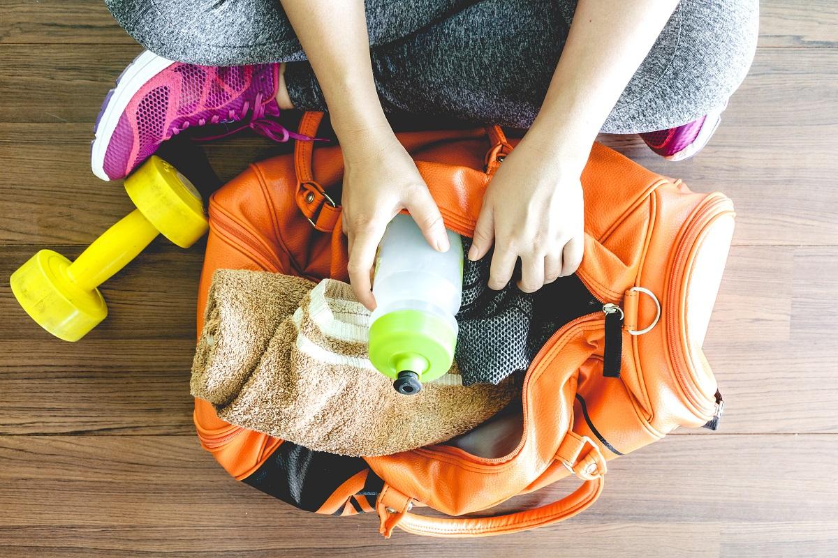Nawadnianie podczas treningu - ile pić i w jakich odstępach czasu