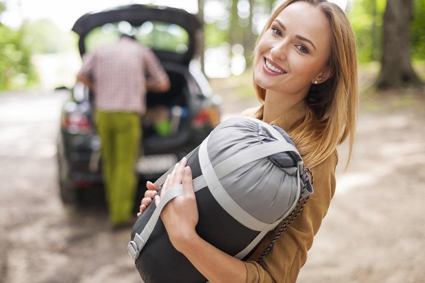 Plecak turystyczny na wyjazd rodzinny