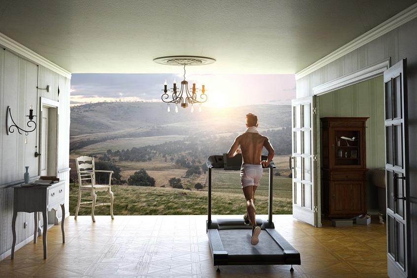 sprzęt do ćwiczeń fitness